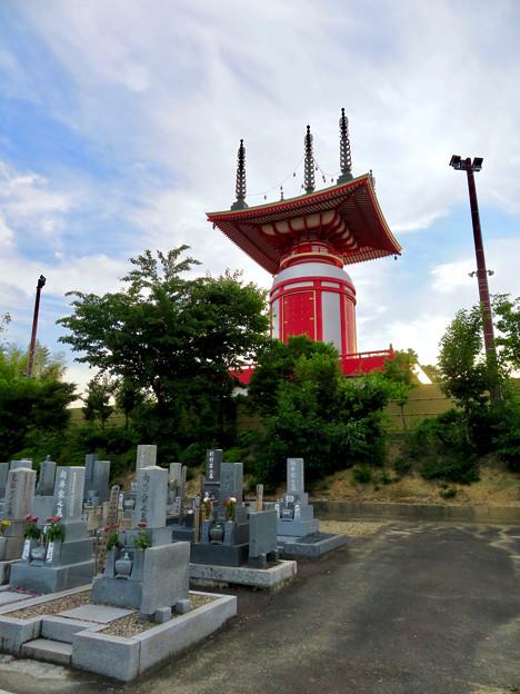 高徳院 No - 47:印象的な塔