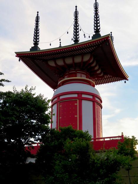 高徳院 No - 48:印象的な塔