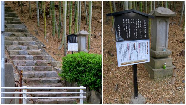 高徳院 No - 50:今川義元の仏式の墓