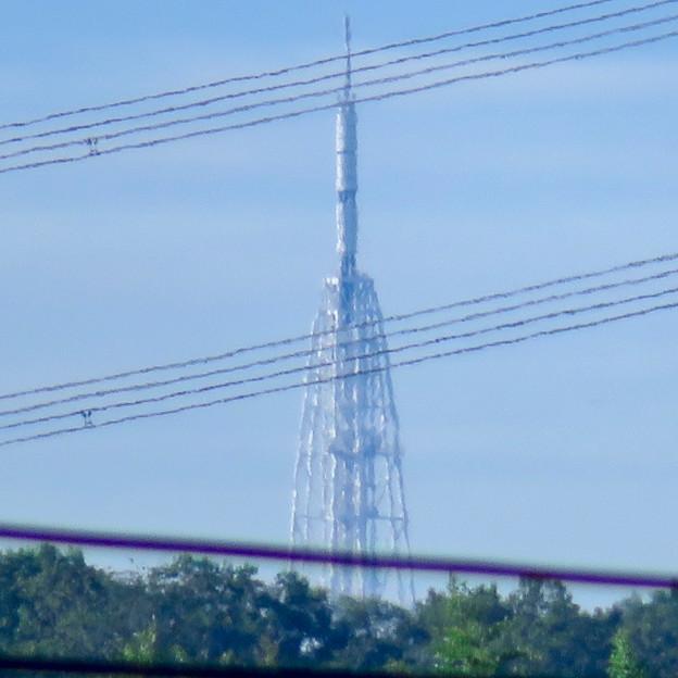 写真: 桃花台から見た瀬戸デジタルタワー - 3