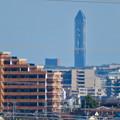 写真: イオン小牧店から見た東山スカイタワー - 2