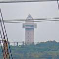 落合公園:水の塔から見たスカイワードあさひ(SX730 HSで撮影) - 1