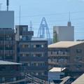 写真: イオン小牧店から見たツインアーチ138 - 2