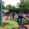 久屋大通公園:希望の広場で珍しくやってたアイドル(?)のイベント - 2