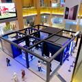 JPタワー名古屋1階でSamusungの「Galaxy S9」のPRイベント - 1