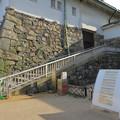耐震性に問題あるため閉鎖された名古屋城天守閣入り口(※木造復元とは関係なし) - 4