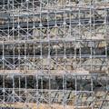 名古屋城:石垣調査用の足場を設置?(2018年6月17日) - 33