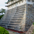 名古屋城:石垣調査用の足場を設置?(2018年6月17日) - 35