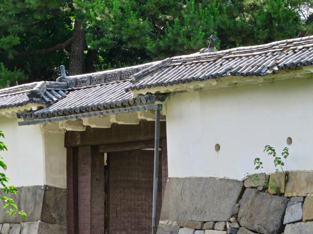 名古屋城:老朽化が進んでる(?)表二之門 - 2