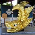 名古屋城:正門前の金シャチ - 2