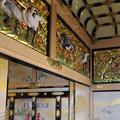 Photos: 名古屋城本丸御殿 - 45:欄間のツル