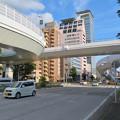 名古屋高速:丸の内出入り口のカーブ - 3