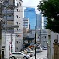 五条橋手前から見たルーセントタワー - 3