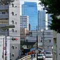 五条橋手前から見たルーセントタワー - 4