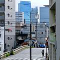 五条橋手前から見たルーセントタワー - 5