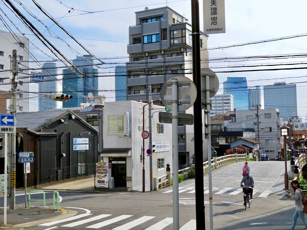 五条橋手前から見た名駅ビル群 - 1