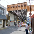 Photos: 歩道片側が工事してた円頓寺商店街(2018年6月17日) - 1