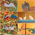 写真: 名古屋城本丸御殿の装飾に使われてる鳥 - 2