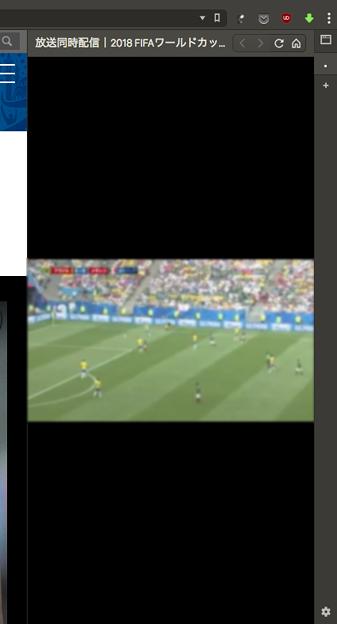 Vivaldi WEBパネル:NHKワールドカップ放送同時配信はライブ動画も視聴可能! - 2