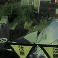 写真: 桃花台線の旧車両基地進入高架撤去工事(2018年7月10日) - 3