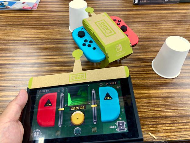 ヨドバシカメラ名古屋松坂屋店で行われてた「Nintendo Labo」の体験会 - 5