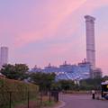 間近から見た中部電力 新名古屋火力発電所 - 2