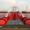 Photos: 天白川に架かる水道橋? - 3