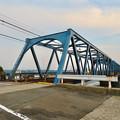 Photos: 名鉄常滑線 天白川橋りょう - 1