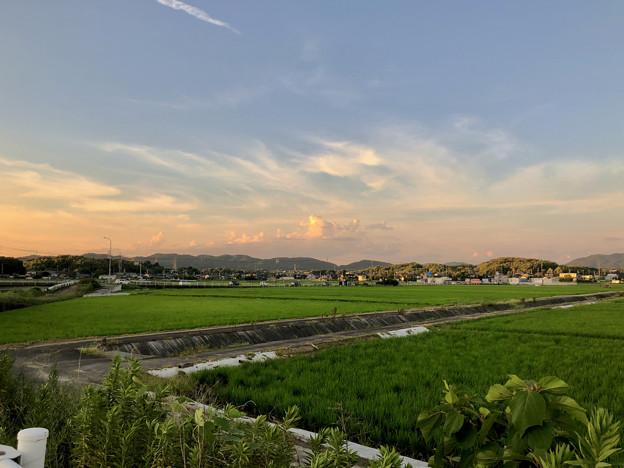 夏らしい雲(2018年7月22日) - 1
