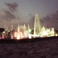 写真: SX730HS:クリエイティブショットで撮影した写真 - 44(落合公園水のイルミネーション)