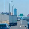 名古屋高速から見たザ・シーン城北 - 1