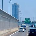 名古屋高速から見たザ・シーン城北 - 3