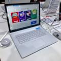 Photos: SurfaceBook 2 15インチモデル
