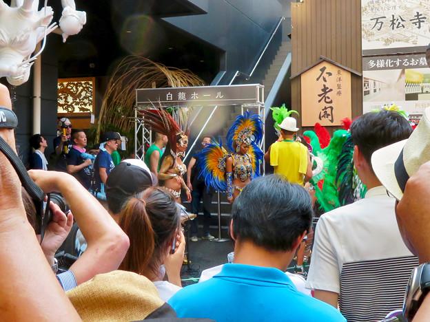 大須夏まつり 2018:サンバパレード No - 1