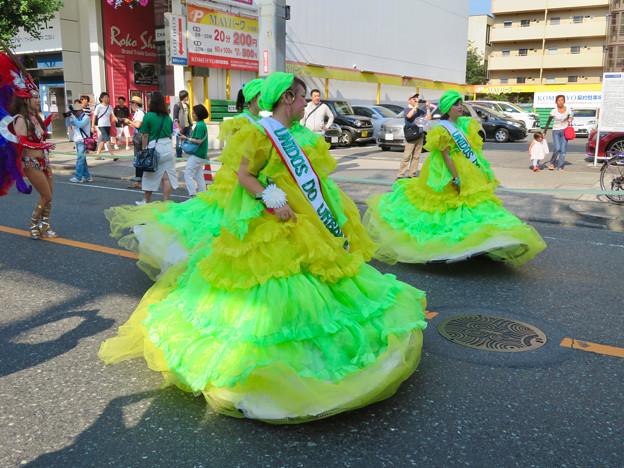 大須夏まつり 2018:サンバパレード No - 30