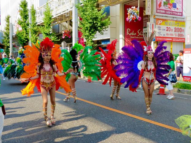 大須夏まつり 2018:サンバパレード No - 31