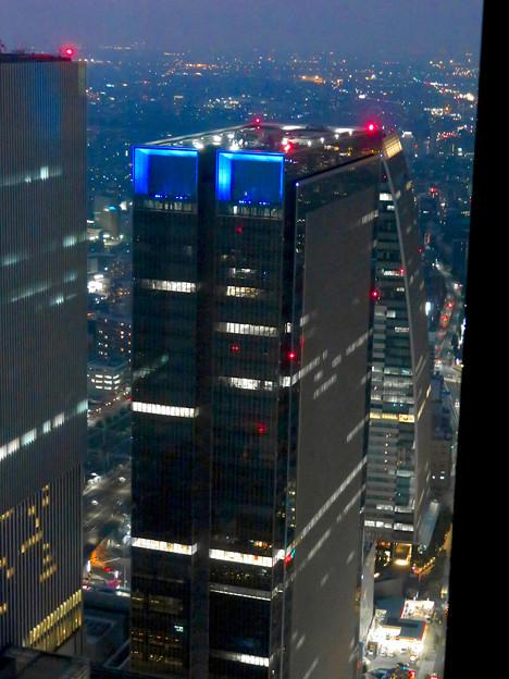 JPタワーのイルミネーション - 4