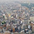 Photos: スカイプロムナードから見た景色 - 12:名古屋高速の明道町JCT