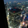 写真: スカイプロムナードから見た景色 - 16:大名古屋ビルヂング