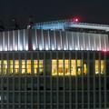 ミッドランドスクエア「スカイプロムナード」から見たセントラルタワーズ頭頂部 - 5