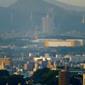 東山スカイタワーから見た景色:スカイステージ33 - 1