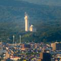 東山スカイタワーから見た景色:スカイワードあさひ - 1