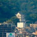 東山スカイタワーから見た景色:旭城