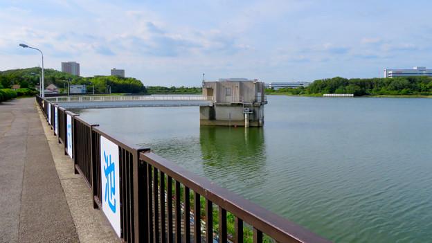 愛知池 No - 51:愛知県企業庁東郷浄水場