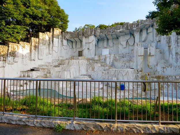 東山動植物園 2018年8月 No - 27:ホッキョクグマ舎
