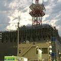 改装工事(?)中のNTT西日本春日井ビル(2018年9月6日) - 3