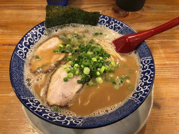 鶴亀堂:味噌ラーメン - 1