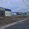 Photos: すっかり更地になってた国道155号沿いの旧ガソリンスタンド跡地 - 1