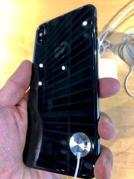 iPhone XS Max No - 2:背面