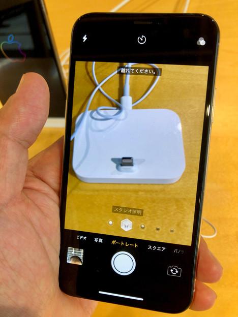 iPhone XS No - 7:ポートレートモード